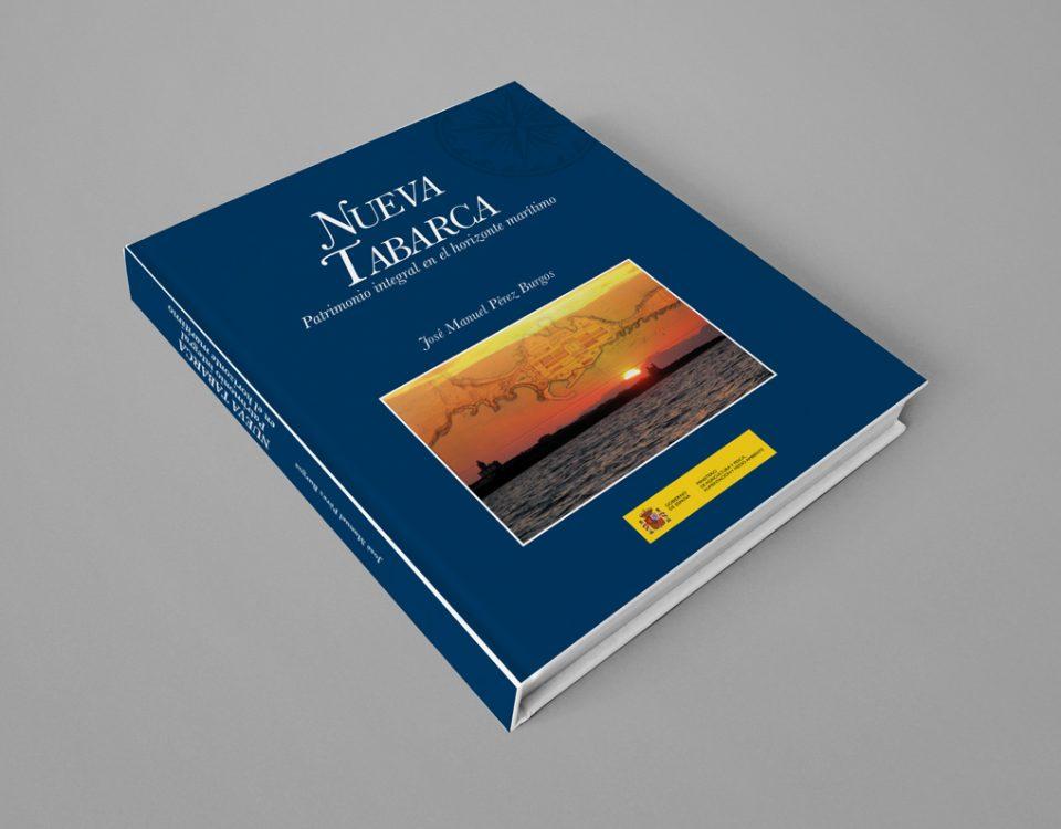 Portada definitiva para libro de Tabarca